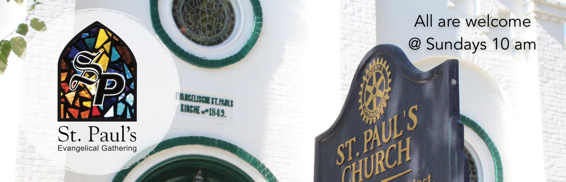 St. Paul's Evangelical Church